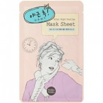 HOLIKA HOLIKA Maska w płacie After Mask Sheet - After working (night) overtime - 1szt.