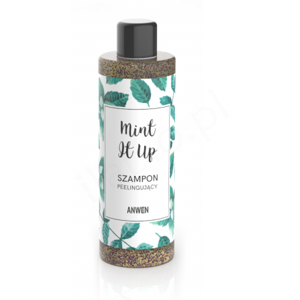 ANWEN Mint It Up - szampon peelingujący - 200 ml