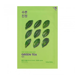 HOLIKA HOLIKA Maska w płacie Pure Essence Mask Sheet - Green Tea - 1szt.