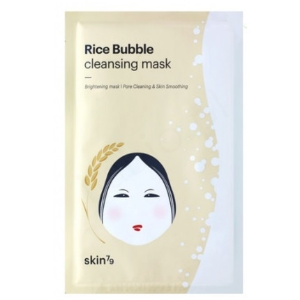 SKIN79 Rice Bubble Cleansing Mask -1szt.